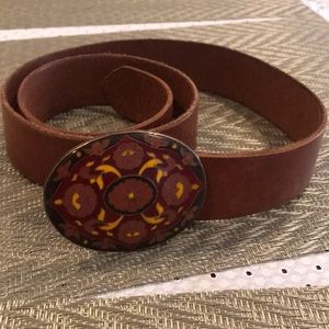 Accessories - Lucky Brand leather belt